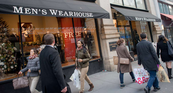 Men's Wearhouse Buying Jos. A. Bank for $1.8 Billion