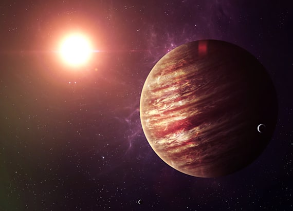 5 planets with best chance of hosting alien life