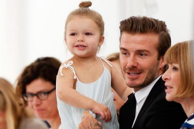 Harper Beckham 3rd Birthday Harper Beckham Birthday