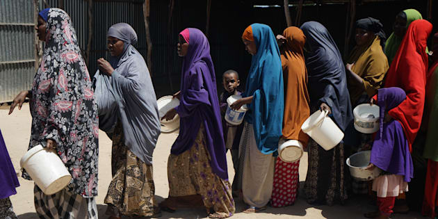 Celebs, social media stars raise $1 million for Somalis facing starvation