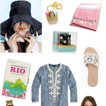 Mother's Day gift guide: Pretty and preppy summer essentials