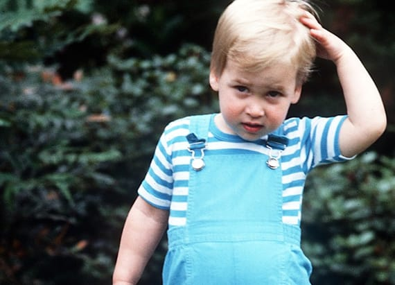 Happy birthday, Wills! A royal style transformation