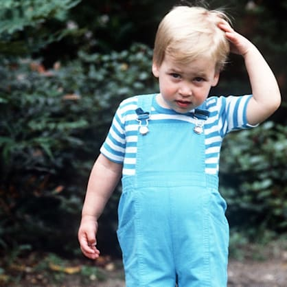 Happy birthday, Wills! A style transformation of the Duke of Cambridge