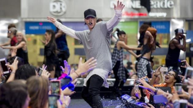 Justin Bieber privé de tournée chinoise à cause de