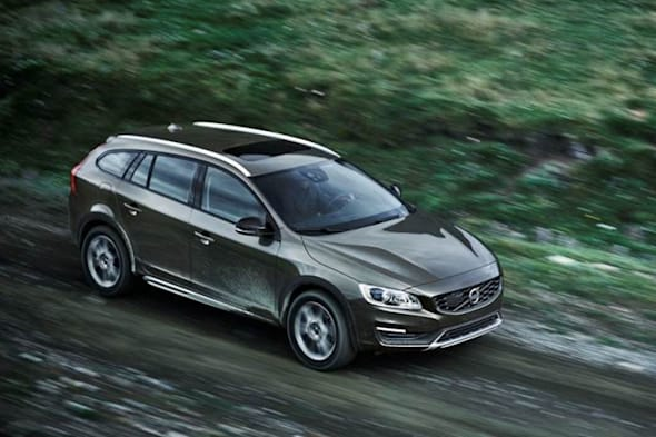 Lifestyle, Messen, Design, 2015, V60 Cross Country, LA auto show, premiere, revealed, offiziell,
