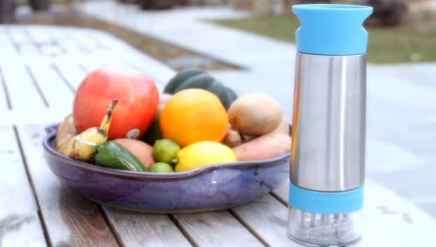 Shop this video: Our secret to drinking enough water