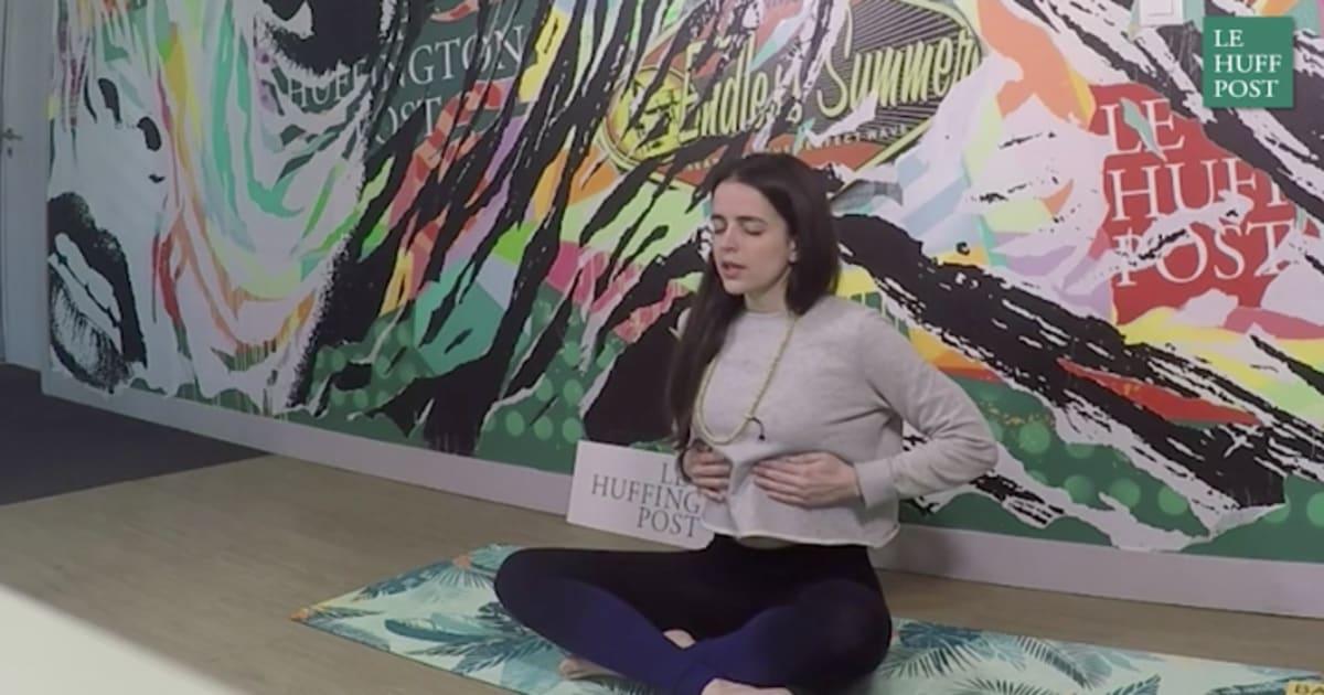 six postures de pour lutter contre le stress au bureau ce qu il ne fallait pas rater