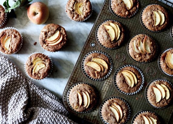 These muffins make the best fall breakfast