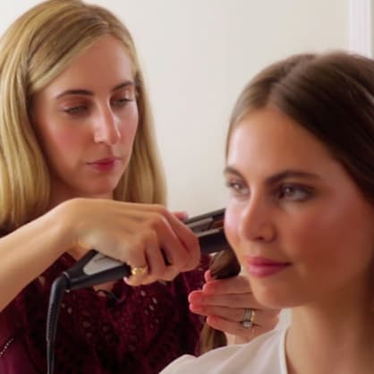Pro tips from a celebrity hairstylist: How to create red-carpet ponytails