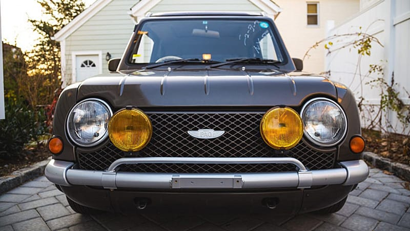 Own this 1989 Nissan Pao that was retro before retro was cool