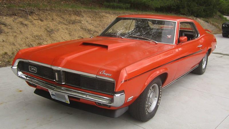 1969 mercury cougar restoration parts
