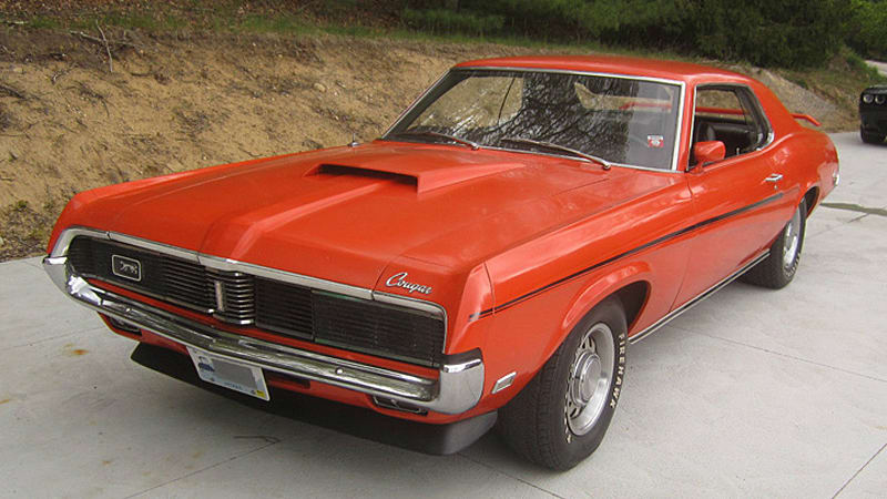 Ford Certified Pre Owned >> This Mercury Cougar Eliminator is a lovely '69 survivor - Autoblog