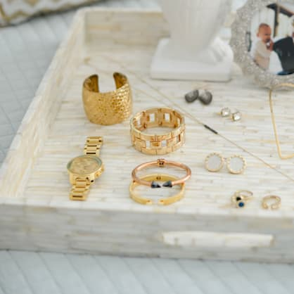 Organize your jewelry (so you can buy more!)