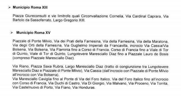 Roma, Raffaele Marra e Scarpellini tornano liberi, con obbligo firma