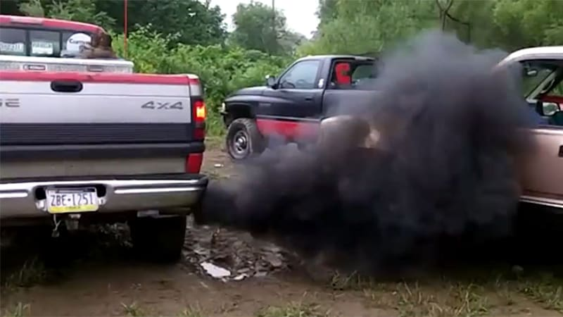 Illinois bill would make 'rolling coal' illegal