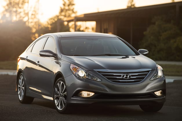 Hyundau announces a host of improvements and a price increase for the 2014 Sonata.