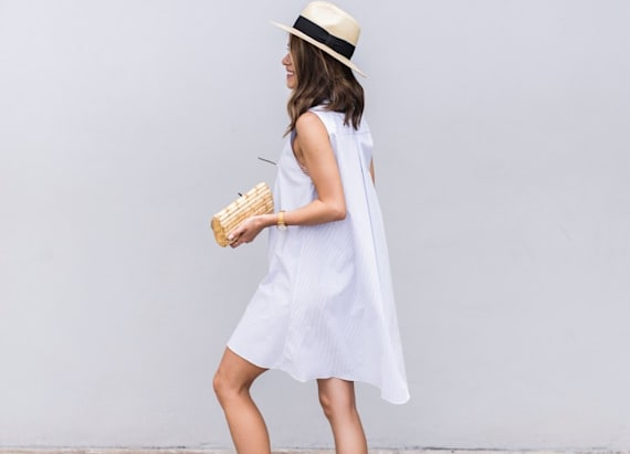 Summer must-have: A classic shirtdress