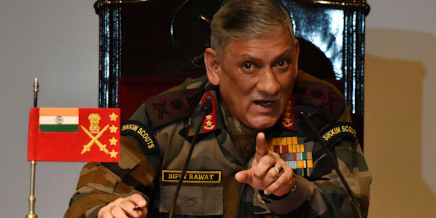 Image result for Army staff who make complaints on social media can be punished, says General Bipin Rawat:
