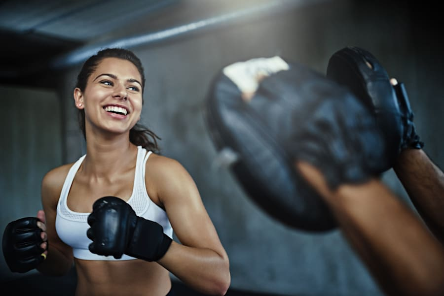 How to lose weight fast and safely ceciliearcurs via getty images exercise is as good for the body as it is for the mind ccuart Choice Image