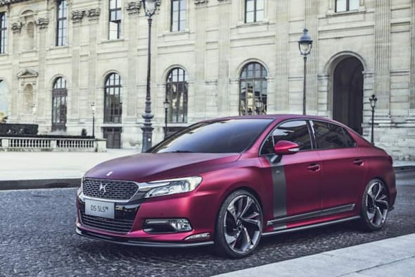 Auto China, Peking Motor show, Citroen DS 5LS R, Citroen, SD 5LS R, DS 5 LS, Premiere, show car, Fotos, Bilder, pics, Citroen