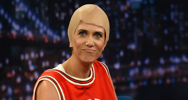 Kristen Wiig as Michael Jordan