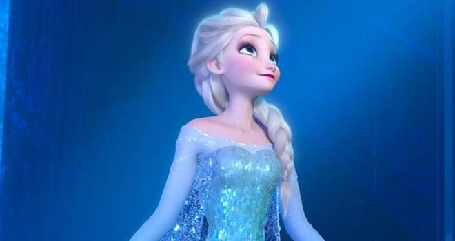 Idina Menzel Talks 'Frozen 2' & Potential Gay Elsa