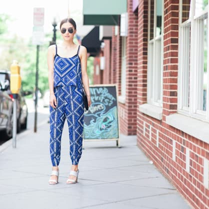 Street style tip of the day: Two piece wonder