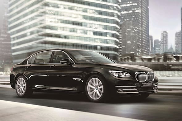 BMW ActiveHybrid 7 Individual Edition