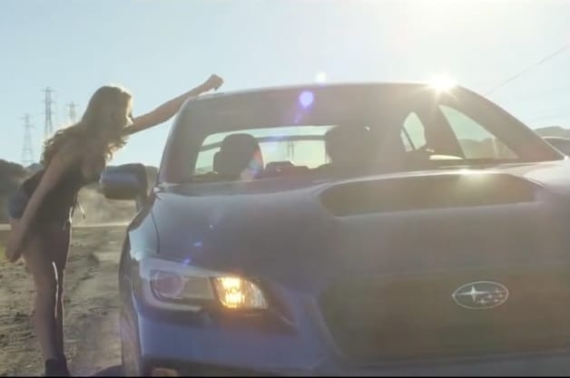 Subaru WRX STI Viral Video