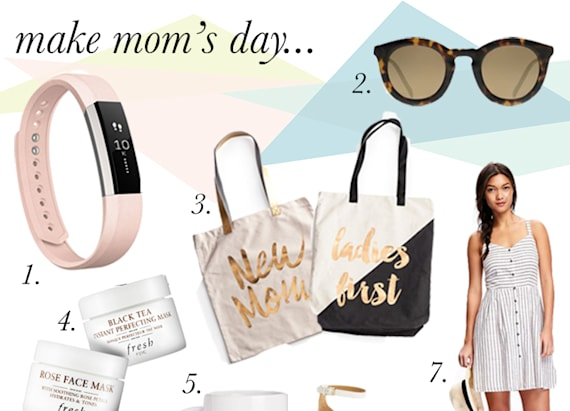 Shopping: Make Mom's Day * Mother's Day Gift Guide