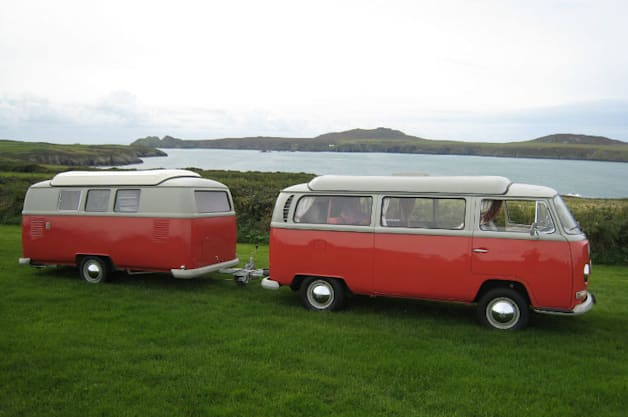 VW Bus-based Dub Box does retro caravanning and food trucks right [w ...