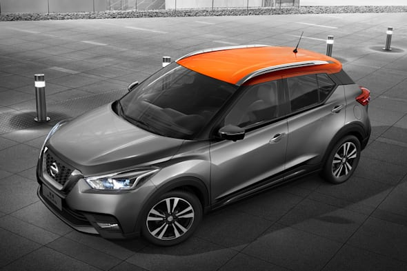 Nissan debuts Kicks, Navara, Vmotion 2.0 in China