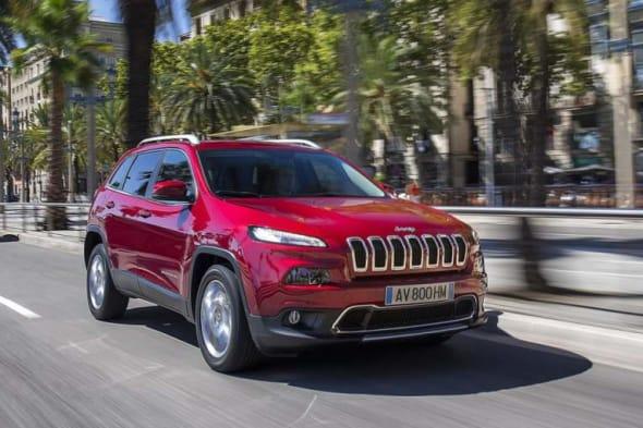 Jeep, Jeep Cherokee, der neue Jeep Cherokee, Euro-Version, Euro Specs, Genfer Auto salon, Auto salon Genf, Debüt, Premiere,