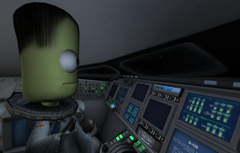 how to take off in kerbal space program