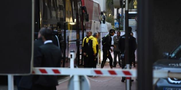 L'auteur présumé de l'attaque contre le bus de Dortmund a été arrêté