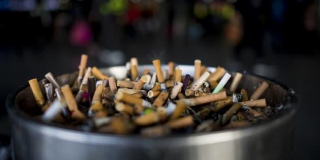 Le prix minimum du paquet de cigarettes va passer à 6,60 euros
