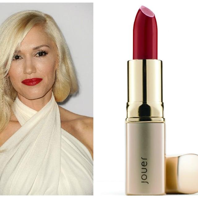 gwen stefani jouer lipstick
