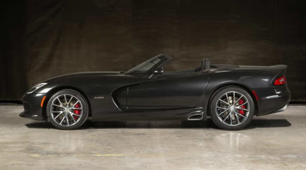 Prefix Performance Dodge Viper Medusa convertible