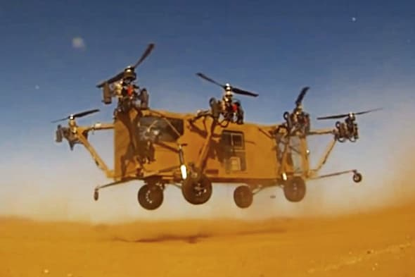 Drohne, black knight, video, autonomes fahren, autonomes fliegen. Advanced Tactics,Militär, Kampfdrohne, verletzt, verletzte verwundet,
