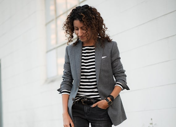Sometimes a good blazer is all you need