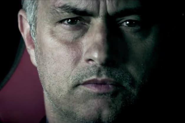 José Mourinho Jaguar Ad