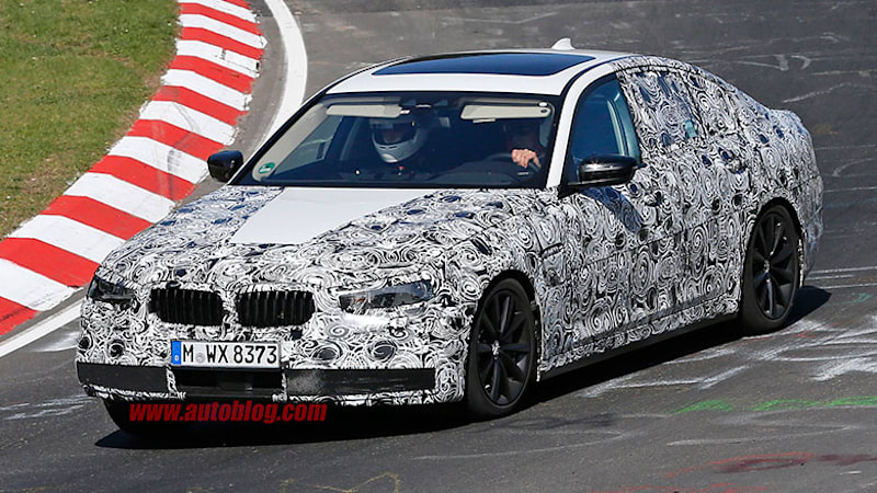Next Generation BMW 5 Series