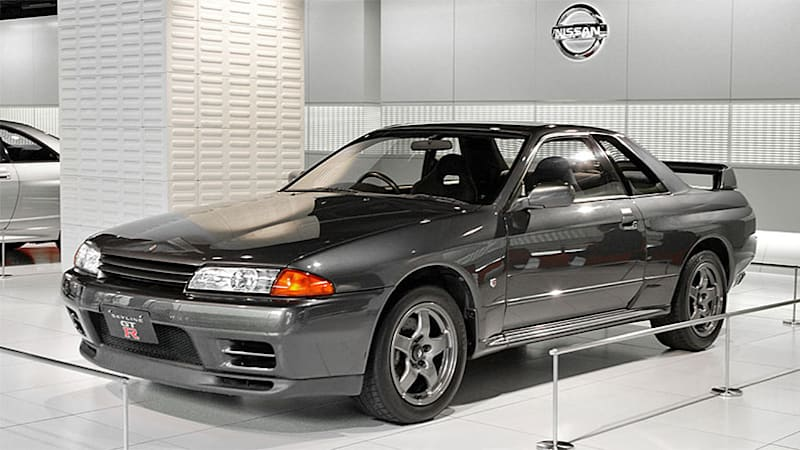 US collectors lift Nissan GT-R Skyline values