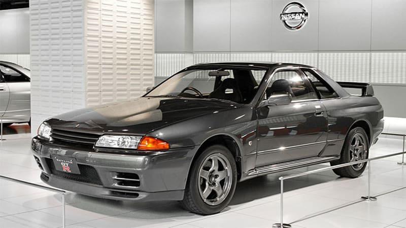 US collectors lift Nissan GT-R Skyline values