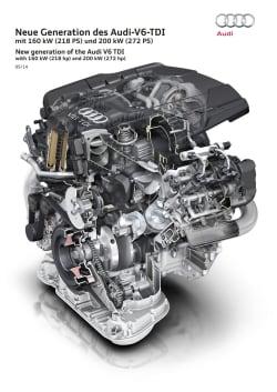 2014 Audi 3.0 TDI V6