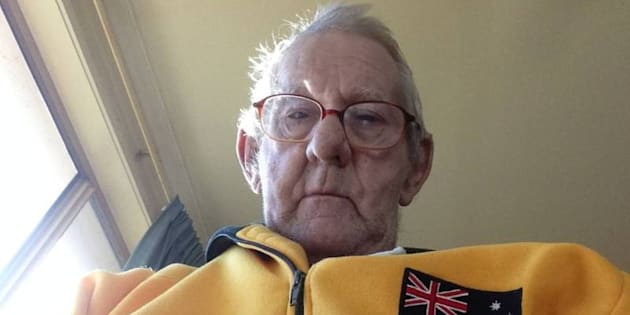 Lonely widower advertises for companion to go fishing with him