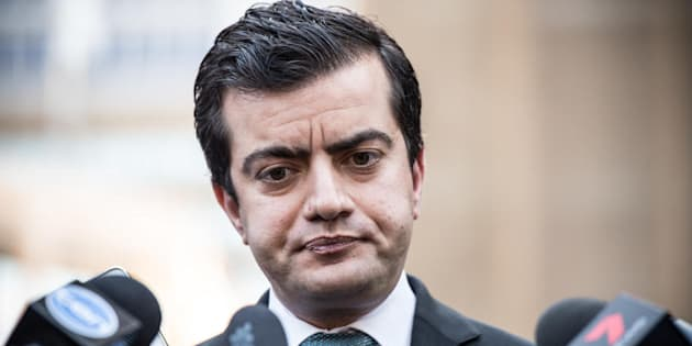 Senator Sam Dastyari has resigned from Labor's front bench