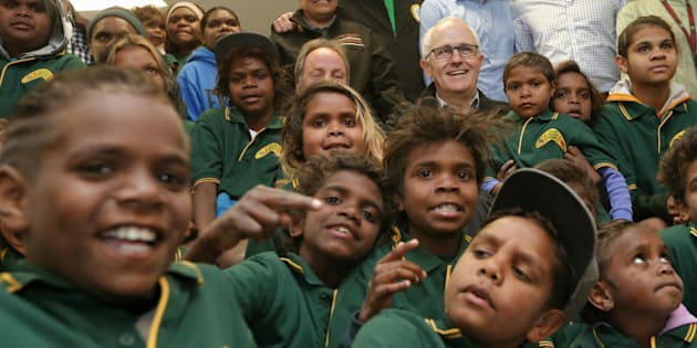 The future is in South Australia: Turnbull