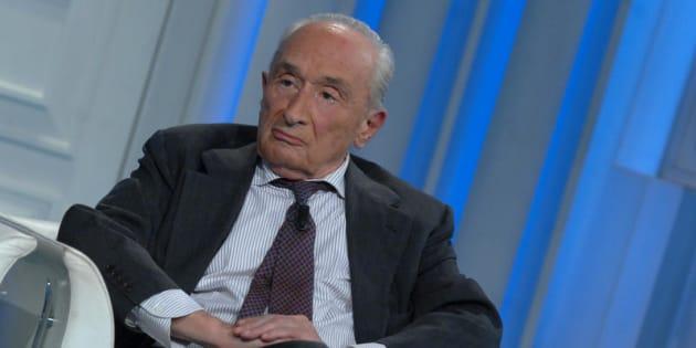È morto Giovanni Sartori politologo di fama mondiale