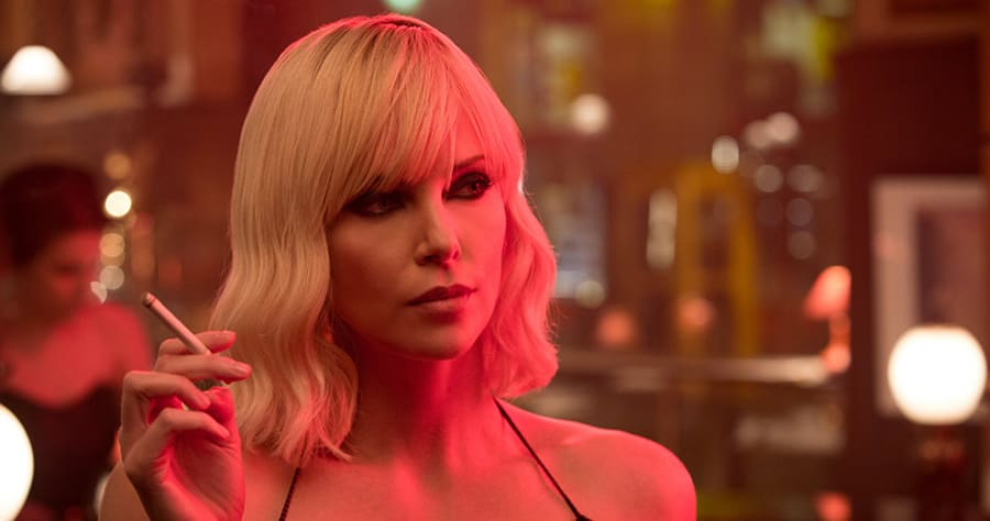 Atomic Blonde (2017)Charlize Theron